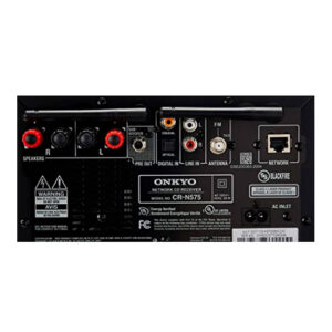 MINI SISTEMA HI-FI CON CONECION A RED DIGITAL - CS-N575