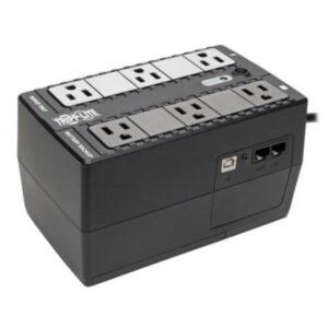 UPS Tripp Lite Standby 350VA/210W 6 Contactos NEMA5-15R 120V/50Hz/60Hz USB