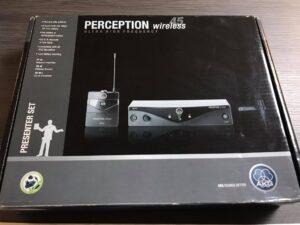 AKG SET PERCEPTION wireless 45