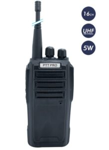 RADIO PORTATIL UHF/VHF PRO3000