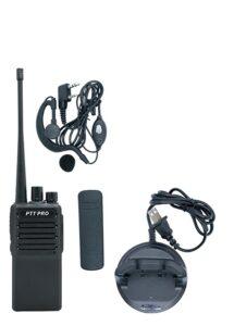 RADIO PORTATIL UHF PRO1000