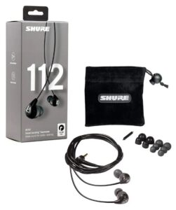 AUDIFONOS IN-EAR SE112-GR SHURE
