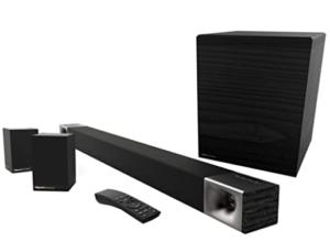 CINEMA 600 5.1 SOUND BAR + SURROUND SOUND SYSTEM